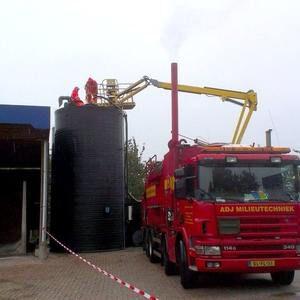 BRL K905 Tankreiniging